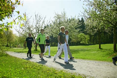 To Walking by Bad Griesbach Nordic Walking Center Passauer Land