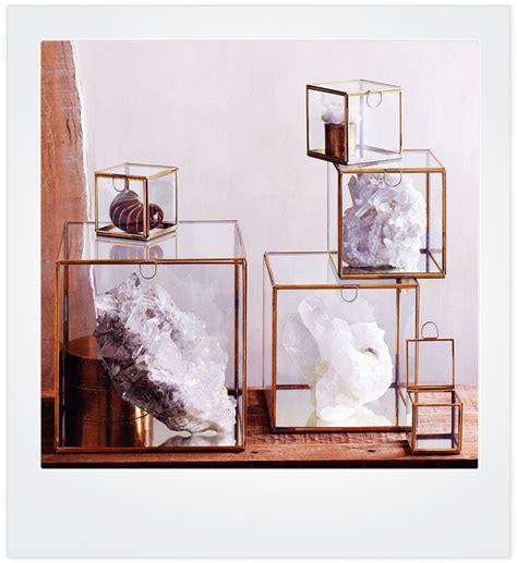 CURIO small glass display case for collectibles: NOVA68.com