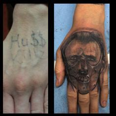 tattoo medford oregon anchor and filigree wrist done by