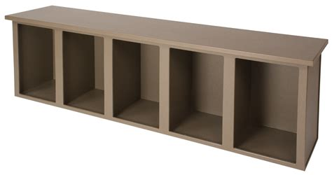 Cubby Bench Lockers Bradley Corporation