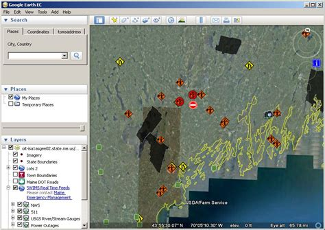 Maine Office Of Gis by Maine Office Of Gis