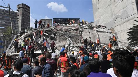 earthquake mexico mexico city earthquake death toll soars to 149