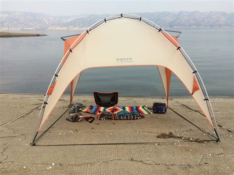 beach awnings canopies kelty shade maker 2 review outdoorgearlab