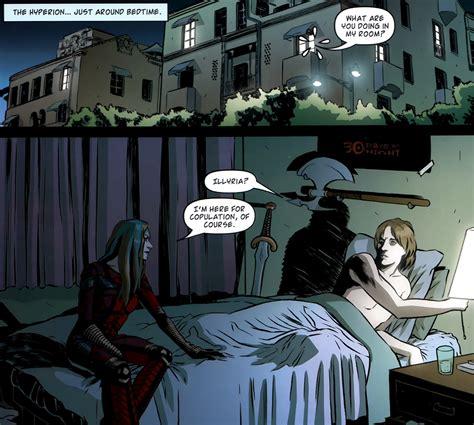 Spike Volume 1 Alone Together Now illyria comics comic vine