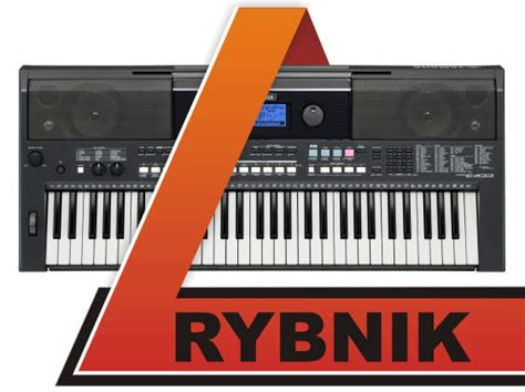 Keyboard Yamaha Type E 433 New keyboard yamaha psr e 433 e433 statyw i wysy蛯ka