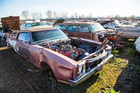 Backyard Auto Parts by This Colorado Parts Yard Has Been Collecting Classic Cars