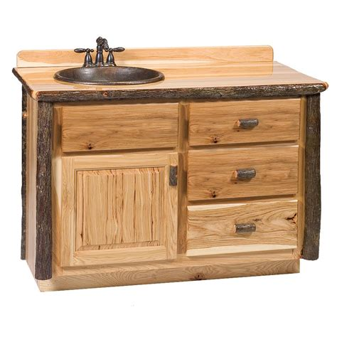 hickory 36 quot vanity cabin place