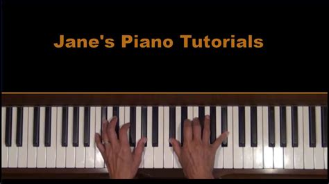 tutorial piano summertime eddie heywood soft summer breeze piano cover and tutorial
