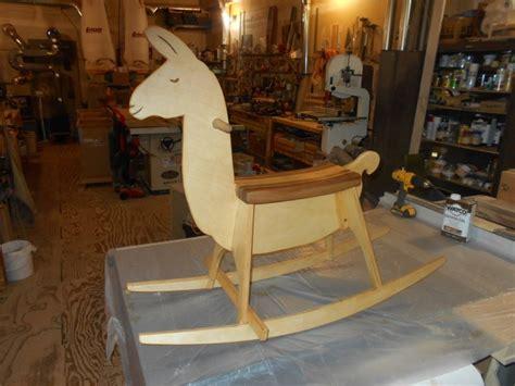 rocking llama  akdave  lumberjockscom woodworking