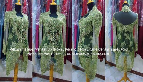Kebaya Brukat Payet payet gaun pesta desain baju pesta kebaya modern dan gaun pengantin kebaya pengantin brokat