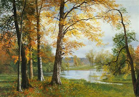 imagenes de paisajes pintados al oleo cuadros modernos pinturas y dibujos paisajes cl 225 sicos
