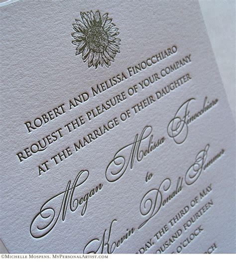 printing press wedding invitations 3 types of wedding invitation printing custom save the