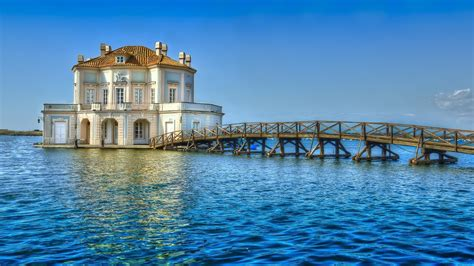Houses Water by House On The Water In Italy Wallpapers And Images