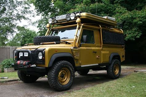 land rover 110 overland ultimate overland expedition land rover defender 110 xd