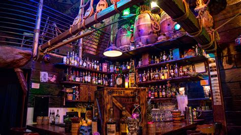 top 10 bars in san francisco smuggler s cove trick dog named to world s 50 best bars eater sf