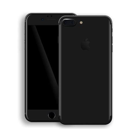 iphone 8 plus luxuria high gloss jet black skin easyskinz
