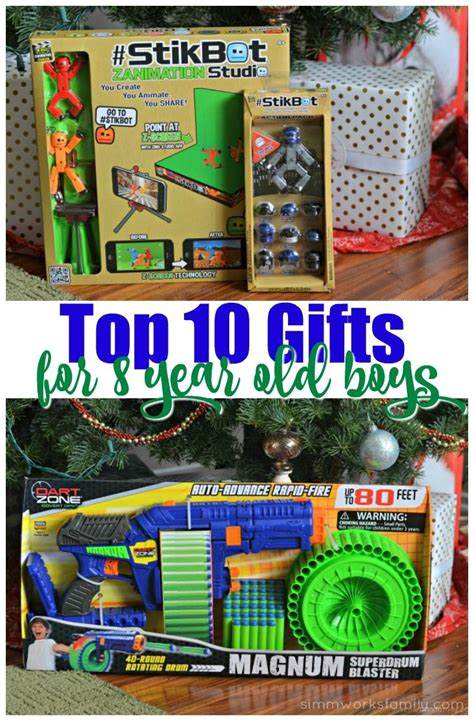 christmas ideas 8 year old boy best 25 8 year gifts ideas on diy gifts for 8 year boy diy