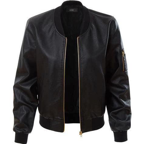 Varsity Bomb Jacket best 25 black leather jackets ideas on