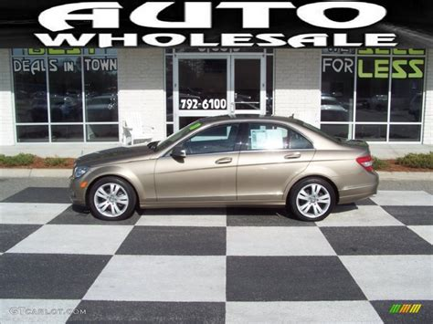 2010 sand beige metallic mercedes c 300 sport 60805149 gtcarlot car color galleries