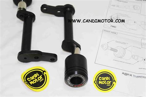 Axle Slider New Ninia 250 Fi By Agna frame slider pelindung fairing 250 fi agna