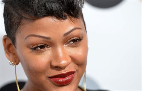meagan good tattooed eyebrows actors with thick eyebrows best thick bushy
