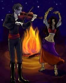 gypsy dance depplosion deviantart