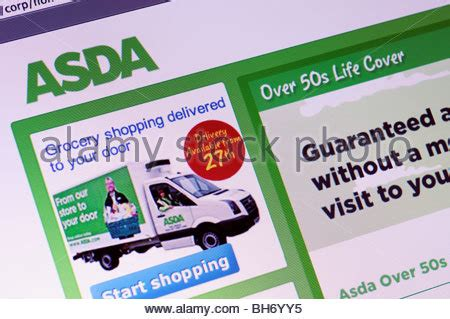 grocery shopping uk stock photos asda grocery store website stock photo 35173107 alamy