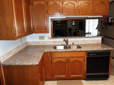 medium brown cabinets with granite countertops 9 best creme caramel images on pinterest granite