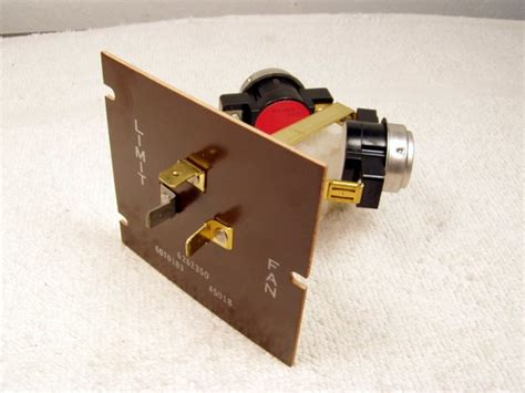 Switch Fan Mobil 626235 fan and limit switch assembly mobile home repair