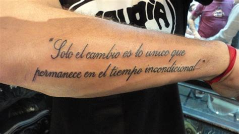 imagenes de tatuajes de frases tatuajes de frases 187 ideas y fotograf 237 as