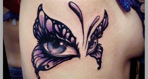tattoo butterfly eyes 65 wonderful butterfly tattoos for girls