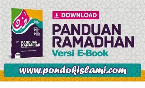 Buku Panduan Fikih Perniagaan Jual Beli Islam Sesuai Sunnah ebook panduan puasa ramadhan gratis pondok