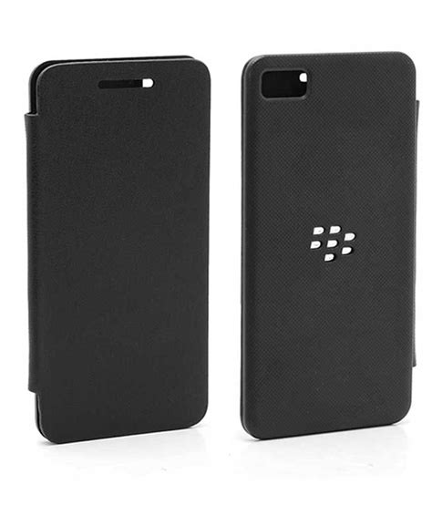 Flipcaseflipcover Blackberry Z3 Jakarta ags flip covers for blackberry z3 black flip covers at low prices snapdeal india