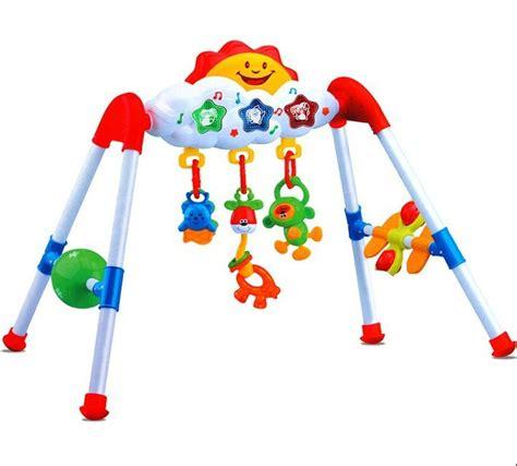 baby play gym with lights and music jual mainan anak baby bo play gym set with music