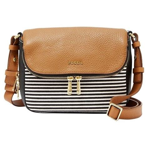 Fossil Small Canteen Bag Ori 1 fossil small crossbody bag 148 liked on