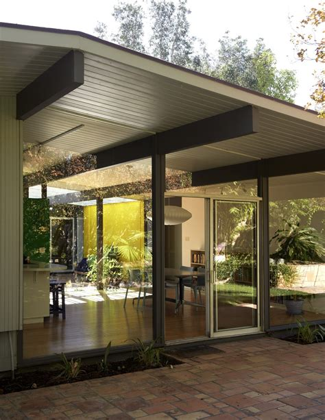 eichler architect mid century modern freak 1961 fairhaven tract eichler homes model lj 124