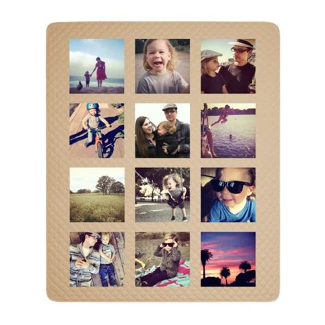 Shutterfly Photo Quilt collage squares photo quilt by shutterfly shutterfly