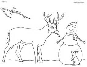 Christmas Coloring Book Pages For Kids sketch template