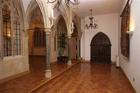 morgan library dining room victorian gothic interior
