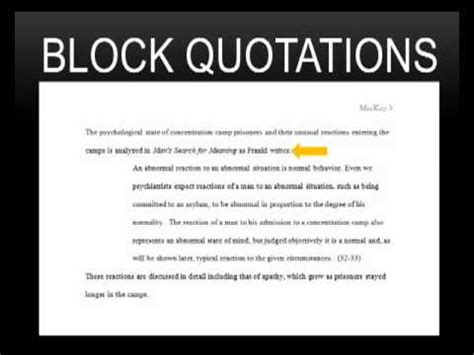 block quote mla define discuss essay question all about essay exle