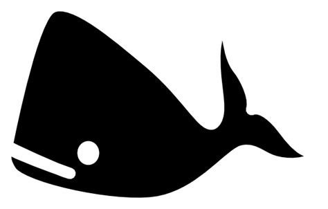whale clipart black and white whale clip black and white clipart panda free