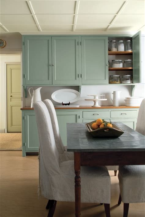 color trends 2015 antique jade 465 seahorse 2028 70 transitional kitchen by benjamin
