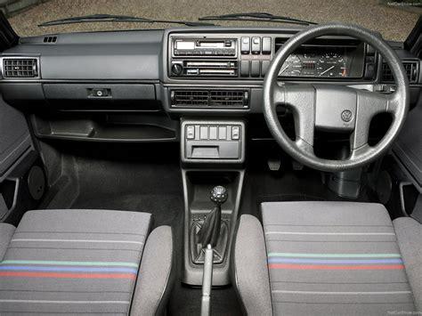 Golf 2 Interior by Volkswagen Golf Ii Gti 1983 Picture 20 1600x1200