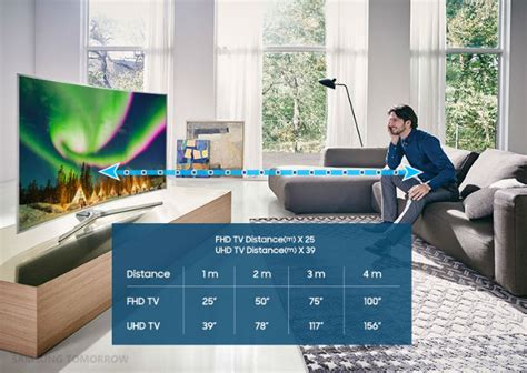 what size tv for a bedroom hot tips for buying a cool tv part 1 size and viewing