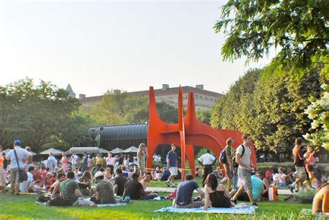 Sculpture Garden Jazz by Jazz In The Sculpture Garden Concert Series Returns This