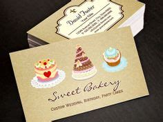 cake business cards templates free cake business cards on cake business business