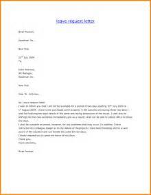 Annual Leave Cancellation Letter Sample 5 Leave Job Letter Sample Ledger Paper