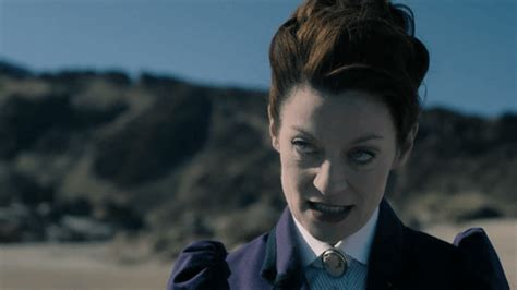 tardis wallpaper gif michelle gomez wink gif by doctor who find share on giphy