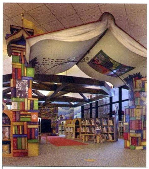 library decor glada barn happy kids top 10 children s libraries