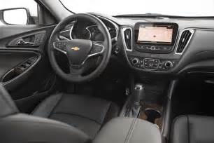 Chevrolet Malibu Interior 2017 Chevrolet Malibu 2 0t Premier Test Win Win